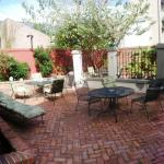 great pool & courtyard combo w/ awesome outdoor private bar