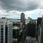 View from the 28th floor Club Lounge
