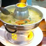 Thai Green Curry - do not miss this !