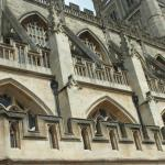 Bath Abbey Foto