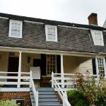 Alexandria old town:William Ramsay's House, now Visitors Center