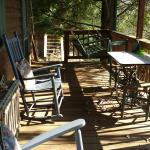 Photo de Mountain Springs Cabins