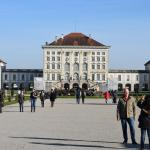 nearby Nymphenburg Palace