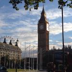 5 mins walk from St Ermin's - Big Ben in the morning, before the tourist crowds arrive!