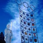 Squaw Valley during the Olympics