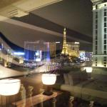 View from our room on the 79th Floor