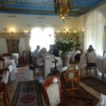 Arabesque Dining Room