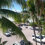 View of from balcony-Mallory Square