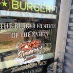 Burgerfication is the right word!!!!