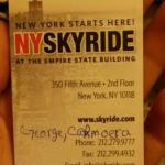 Photo de New York Skyride