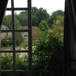 View from the Chambre Rouge.