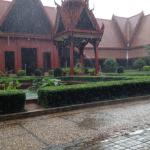 Courtyard of the National Museum