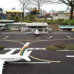 a lego airport