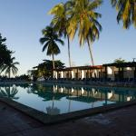 Cienfuegos Jagua Hotel view from the Pool