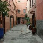 Last Alleyway leading to MonRiad