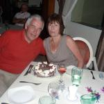 Complimentary Anniversary Meal in Italian Restaurant