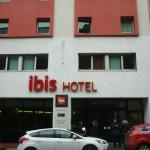 Ibis Glasgow City Centre Foto