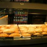A Plymouth Pasty on the Barbican