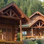 Vacation Cabins at River Dance Lodge near Kooskia, Idaho