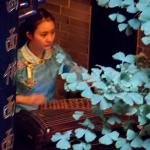 playing the ´Guqin´