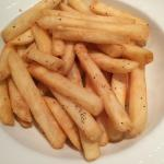 Roon Service-Fries with Sauce