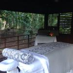 Rain Forest massage