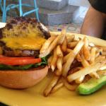 Beaches & Cream Burger