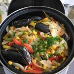 Moules Mexicaine