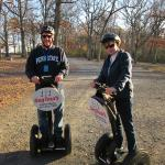 Great Fall Day for a Segway Tour!