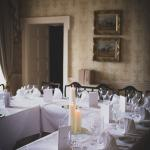 Dining Room for the wedding