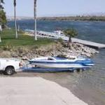 Hotel and KOA guests can enjoy complimentary use of our SECURED Boat Launch Area!