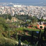 Haifa and the Bahai gardens