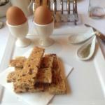 Eggs and Soldiers are a must in London!