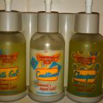 Retro Environmentally Friendly Toiletries