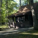 Cabin at Cacapon Park