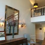 Foyer in the Lodge