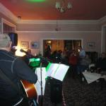 Live music at the Corrie