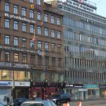 View of Hotel from Raadhuspladsen Square