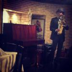 Live Jazz at breakfast