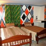 Twin Room from Le Bambou Gorilla Lodge