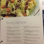 Room Service Options
