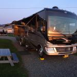 nice level RV sites