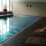 Indoor Pool, stainless steel lining