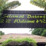 Foto di Pulau Mataking Reef Dive Resort