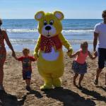 Woolly Bear with The Broad Family