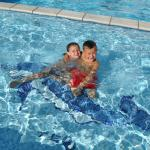 Child friendly indoor and outdoor heated swimming pools!