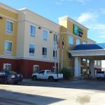 Holiday Inn Express & Suites Alpine Southeast resmi