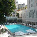 Copacabana Palace; Piscina