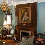Parlor at Eliza Thompson House