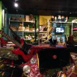 Museum is crammed full of awesome kitschy goodness!